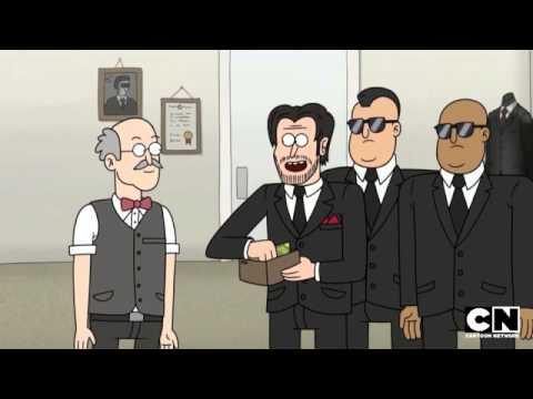 Regular Show - Benson's Suit (sneak Peek) video