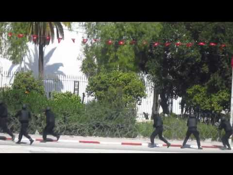 VIDEO: Tunisia Museum Attack Hostages Rescued by Police
