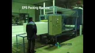 EPS Packing Machine, Stretch Film Packing Machine, EPS Production Line, EPS Machine