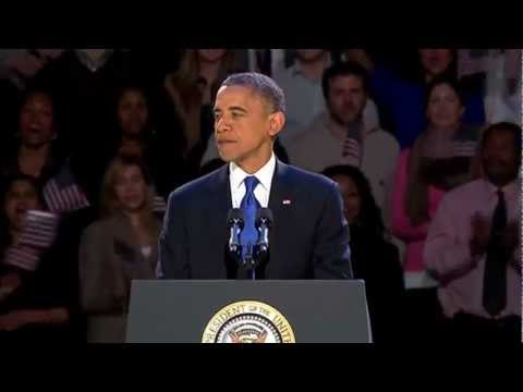 Song paying tribute to U.S. President Barack Obama coming from north of border