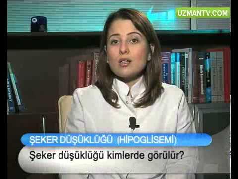 Dr.Ayça Kaya Şeker Düşüklüğü Kimlerde Görülür ?
