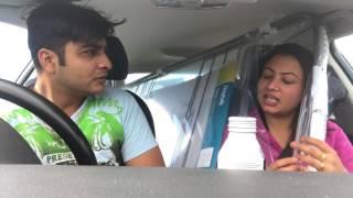 Trolly Bhar K Shopping | Punjabi Funny Video | Latest Sammy Naz