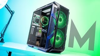 Cooler Master H500M is BEAUTIFUL!