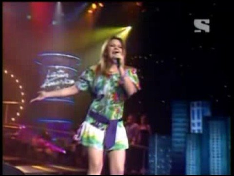 Margarita Henriquez 8vo LAI 2008 Cancion 2
