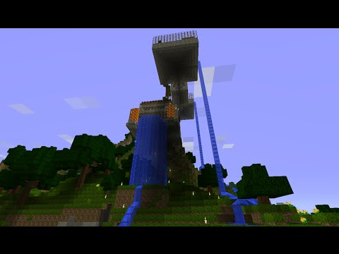 Minecraft House Tour