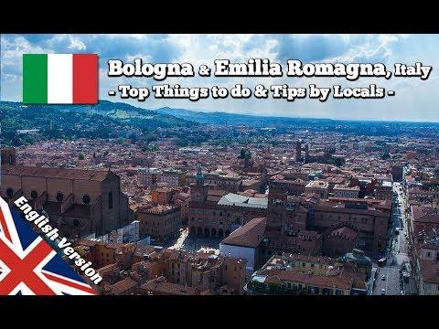 Top Things to do in Bologna & Emilia Romagna, Italy (Travel Guide Bologna, Ferrari, Modena, Rimini)