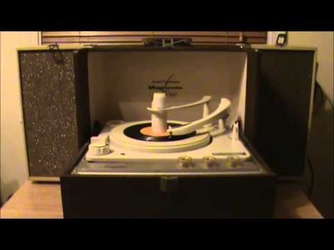 Magnavox Portable Record Player