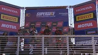 SBK 2019 4ª Etapa Goiania-GO - SuperBike Evolution - 1000cc  - Corrida na íntegra