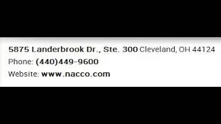 Nacco Industries, Inc Corporate Office Contact Information
