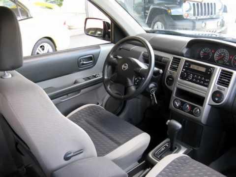 2006 Nissan X Trail Xe Youtube