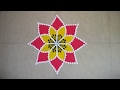 Freehand Rangoli Design (NEW)