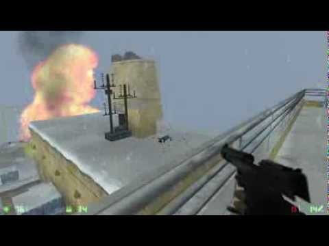 Counter-Strike: Condition Zero Deleted Scenes - Thin Ice Speedrun