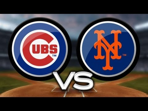 6/15/13: Feldman keys Cubs' win with bat and arm