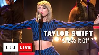 Taylor Swift Shake It Off Live Du Grand Journal