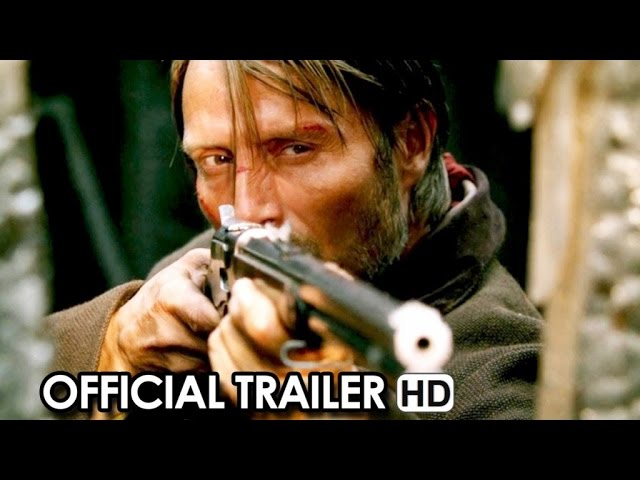 The Salvation Official Trailer (2015) - Mads Mikkelsen HD