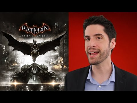 Batman: Arkham Knight - game review