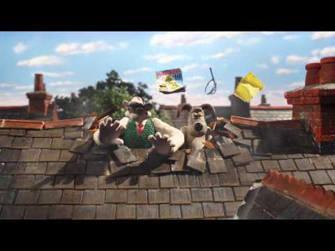 Thumbnail: Wallace and Gromit Great Adventure TV Ad