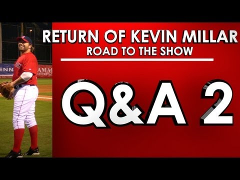 Q&A 2 - Road to the Show - Kevin Millar: Episode 20 - MLB 13: The Show