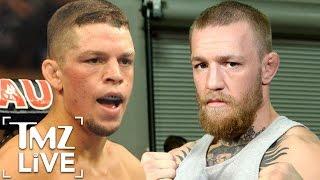 Conor McGregor vs. Nate Diaz: NOT A TRILOGY (TMZ Live)