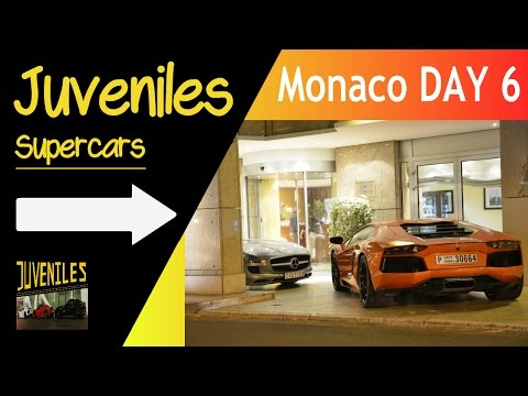 CRAZY Supercars of Monaco day 6 (summer 2014) (LA FERRARI, OAKLEY DESIGN SLS, MANSORY AVANTADOR thumbnail