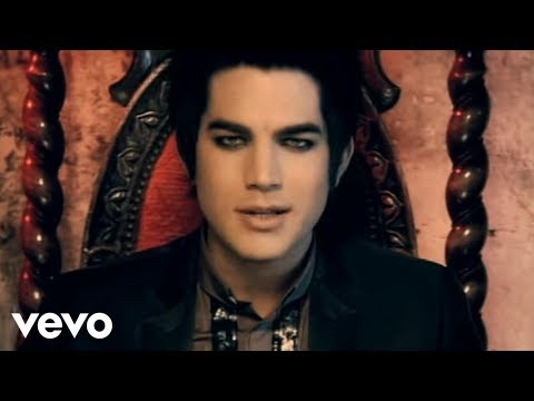 Adam Lambert - For Your Entertainment Video
