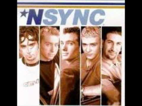 Nsync - I Just Wanna Be With You