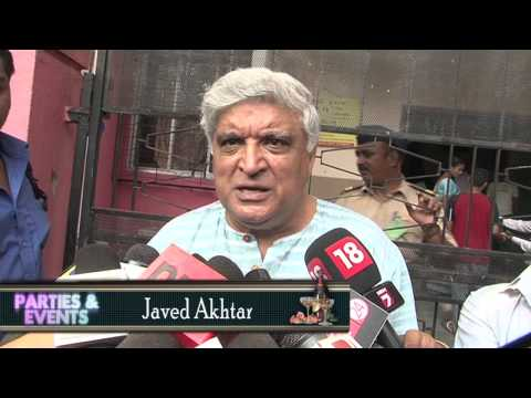 Shah Rukh Salman Abhishek Arjun Kapoor vote for Maharashtra Assembly Elections 2014