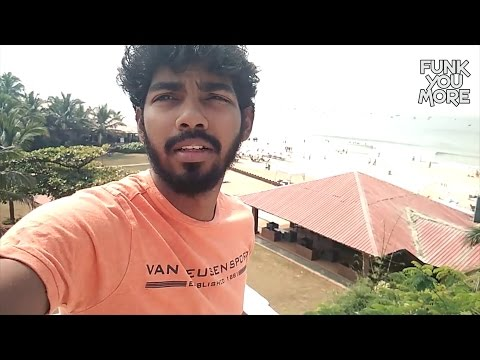 Funk You Shooting a Prank in Goa - Goa Vlog Day 2