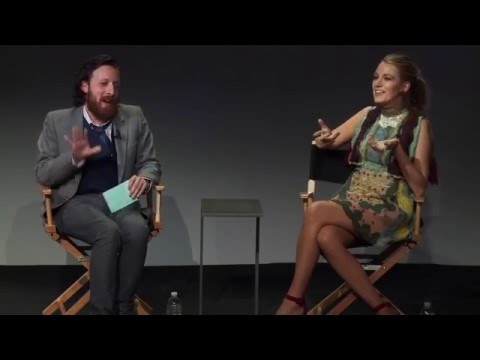 Blake Lively: The Age of Adaline Interview