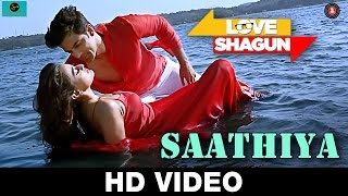 Download Saathiya | Love Shagun | Kunal Ganjawala, Rishi Singh | Anuj Sachdeva, Nidhi Subbaiah 3Gp Mp4