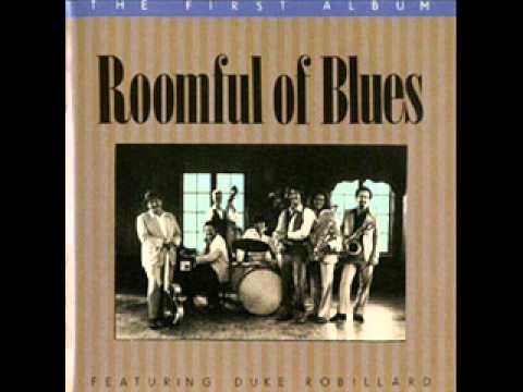 Roomful of Blues featuring Duke Robillard - Texas Flood - The First Album.wmv
