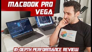 MacBook Pro Vega 16 | In-Depth Performance Review