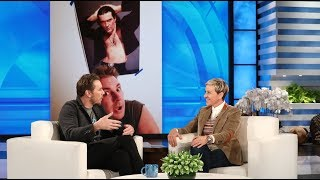 Download Lagu Dax Shepard Defends the Antonio Banderas Poster Above His Bed Gratis STAFABAND