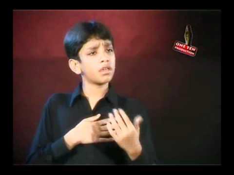 08 Wajan Maar Kay Babay Noon - Ahsan Ali - Nohay 2011-12 video
