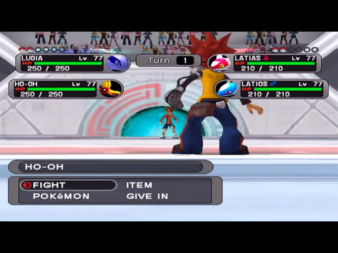 Pokemon XD: Gale of Darkness *Battle CDs 41-50*