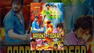 Hindi Full dubbed Movie - Andhi Aur Toofan - Sudeep, Pooja Gandhi and Doddanna