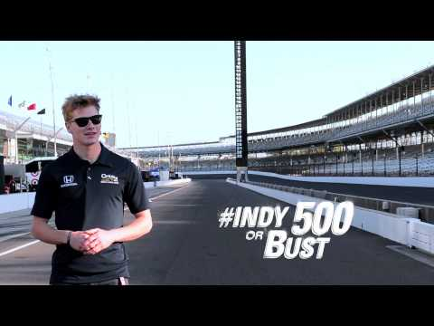Josef Newgarden's Indianapolis 500 Driver Diary: Day 4