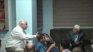 Mehmet Fırıncı Ağabey'in Üstad Bediüzzaman ile hatıralarını Çantacı Necmi Ağabey'e anlatıyor