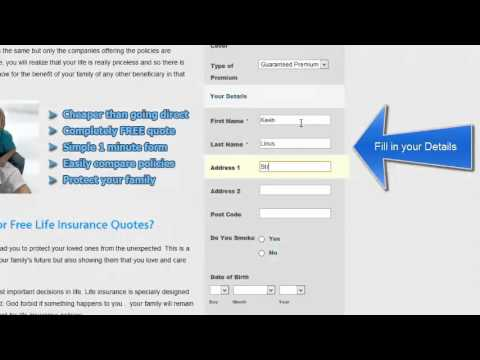 How To Get Affordable Life Insurance Quotes