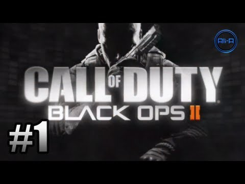 Call of Duty: Black Ops 2 Walkthrough Part 1 - Campaign Mission 1 Gameplay