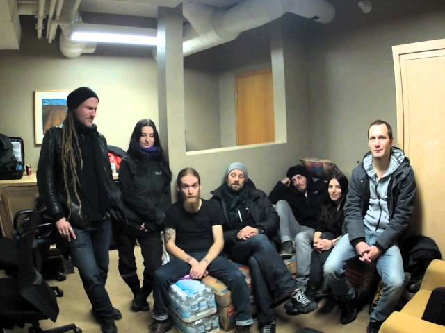 ELUVEITIE - SOUTH AMERICAN TOUR 2013