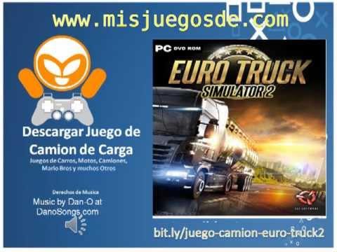 Juego de Camion de Carga Euro Truck 2 - Smashpipe Gaming Video