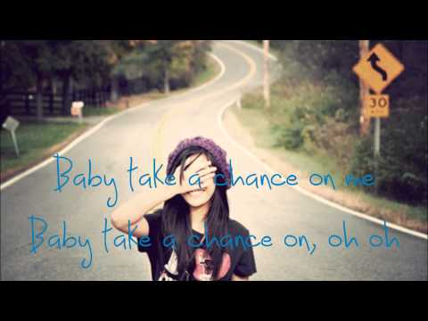 Take A Chance On Me -dean Raven (w lyrics)+dl. video