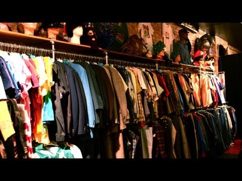 Thrift. Consignment & Vintage Stores   NYC Fashion