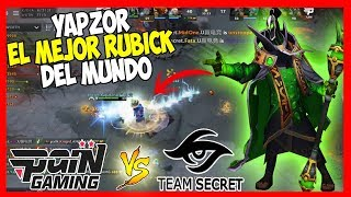 !INCREIBLE RUBICK! PAIN GAMING vs SECRET - THE INTERNATIONAL 8 | DOTA 2