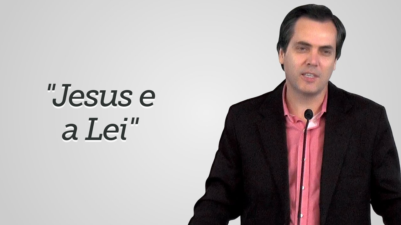"""""""Jesus e a Lei"""" - Leandro Lima"""
