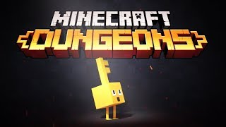 Minecraft Dungeons - Release Date Announce Trailer (X019) Official PC/Xbox Mojang Game 2020