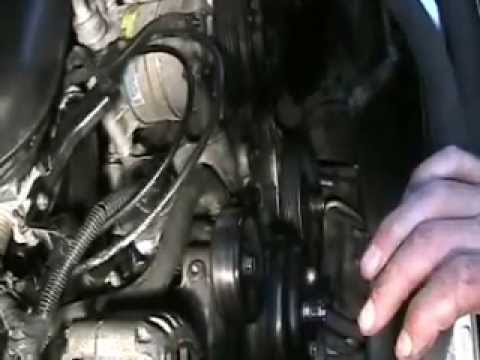 Diagnosing Belt Noise squeak or squeal on a Serpentine Belt