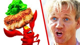 Top 10 Gordon Ramsay Dishes (The F Word)