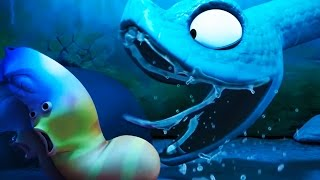 LARVA - UFO | 2016 Full Movie Cartoon | Cartoons For Children | Kids TV Shows Full Episodes